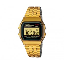 CASIO – DIGITAL VINTAGE A159WGEA-1DF GOLD/BLACK