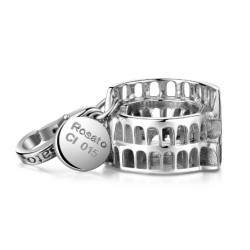 CHARM MY CITY COLOSSEO ARGENTO