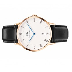 Dapper Sheffield Rose Gold DW00100084